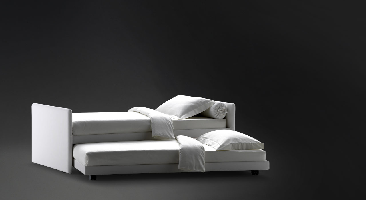 Flou Bed Duetto